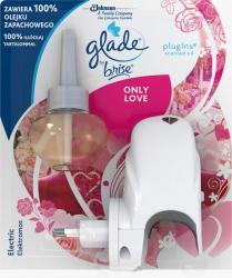 Glade by Brise Electric Oil urządzenie Only Love odświeżacz