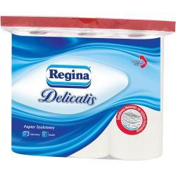 Regina papier toaletowy czterowarstwowy Delicatis 9szt.