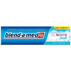 Blend-a-med 3D White Cool Water 100ml