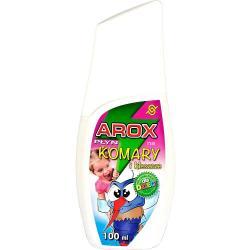 Arox preparat w płynie na komary i kleszcze dla dzieci 100ml