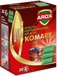 Arox wkłady do elektrofumigatora 20 sztuk