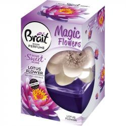 Brait odświeżacz powietrza Magic Flowers 75ml Lotus Flower