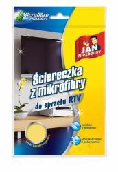 Jan Niezbędny ścierka do urządzeń RTV z mikrofibry