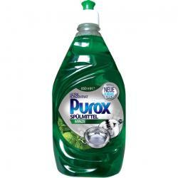 Purox płyn do mycia naczyń 650ml Minze