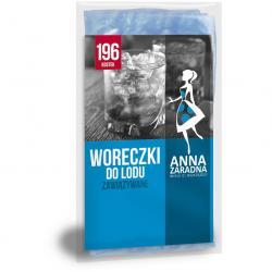 Anna Zaradna woreczki do lodu 196 kulek zawiązywane