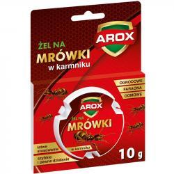 Arox karmnik + żel na mrówki 10g