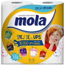 Mola UPS ręcznik papierowy 2szt.