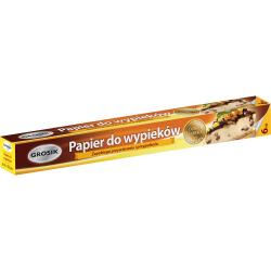 Grosik papier do wypieków 6 metrów beżowy