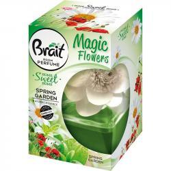 Brait odświeżacz powietrza Magic Flowers 75ml Spring Garden