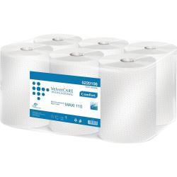 Velvet ręcznik papierowy dwuwarstwowy MAXI 110m 6 sztuk