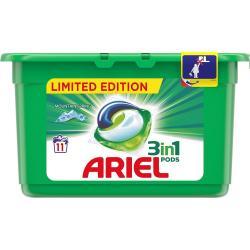 Ariel kapsułki 3w1 11 sztuk