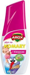 Arox preparat w płynie na komary i kleszcze dla dzieci 50ml