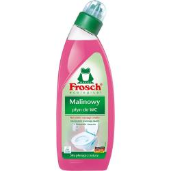 Frosch płyn do WC 750ml Malinowy