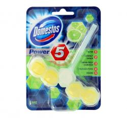 Domestos Power 5 kostka do wc Lime 55g
