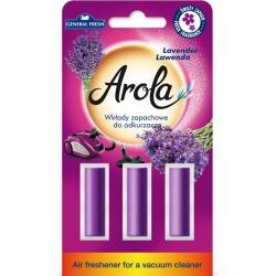 General Fresh wkłady zapachowe do odkurzacza LAWENDA