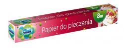 Cluo papier do wypieków rolka 8m