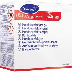Diversey Soft Care Med H5 preparat do dezynfekcji rąk 800ml