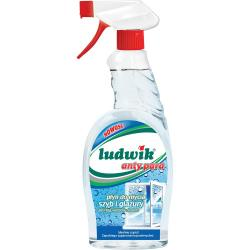 Ludwik spray do szyb i glazury Antypara 750ml