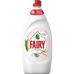 Fairy płyn do naczyń 900ml zapach aloesu i jaśminu