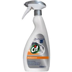 Cif Professional spray do piekarnika i grilla 750ml