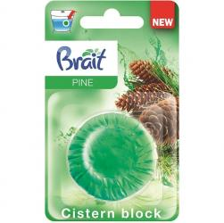Brait krążek do toalet 50g Green
