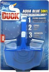 Duck Aqua Blue kostka do WC 3w1