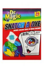 Dr Magic Chusteczki do prania wyłapujące kolor 20 sztuk