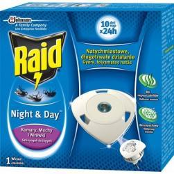 Raid electric na komary wkład do urządzenia NIGHT&DAY