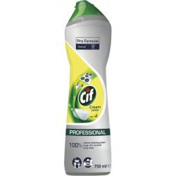 Cif Professional mleczko do szorowania 750ml Cream Lemon