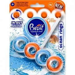 Brait kostka do toalet 40g Rings Ocean
