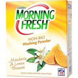 -35% Morning Fresh proszek do prania uniwersalny 867g Mandarin & Lemon Blossom