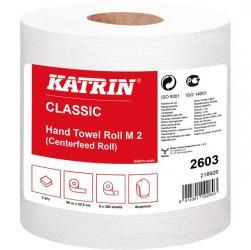 Katrin Classic 2603 Maxi ręcznik biały 2-warstwowy, 90 metrów, 6 sztuk
