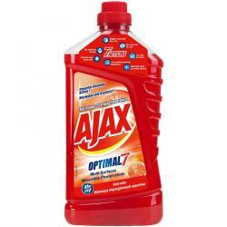 Ajax płyn uniwersalny 1L Czerwona Pomarańcza