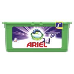 Ariel kapsułki 3w1 28 sztuk Lawenda