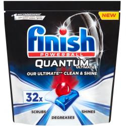 Finish Quantum Ultimate tabletki do zmywarek Regular 32 sztuki