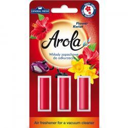 General Fresh wkłady zapachowe do odkurzacza KWIATOWY