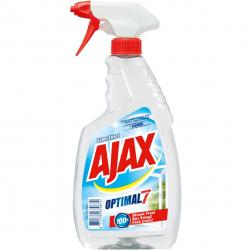 Ajax płyn do szyb 500ml optimal 7 super effect