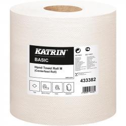 Katrin Basic 433382 Maxi ręcznik szary 1-warstwowy, 300 metrów, 6 sztuk