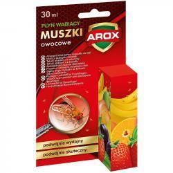 Arox płyn wabiący do pułapki na muszki owocówki 30ml