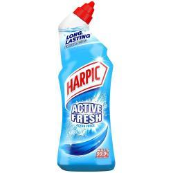 Harpic Active Fresh 750ml marine - żel do toalet
