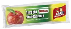 Jan Niezbędny torebki śniadaniowe 100szt