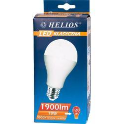 Helios LED żarówka A70 230V 18W E27