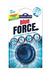 General Fresh Blue Force kostka do spłuczki morska 1 szt.