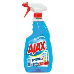 Ajax płyn do szyb 500ml Optimal 7 Multi Action Blue spray