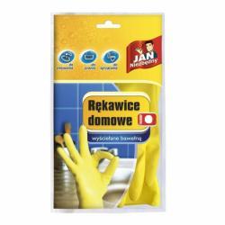 Jan Niezbędny domowe rękawice gumowe M