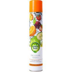 Green Fresh odświeżacz powietrza coctail fruits 400ml w sprayu