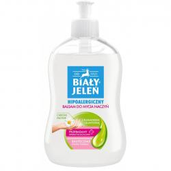 Biały Jeleń płyn do mycia naczyń balsam 500ml