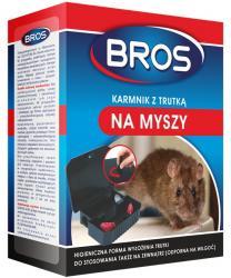 Bros trutka na myszy plus karmnik
