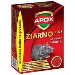 Arox ziarno środek na myszy i szczury 100g