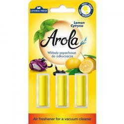 General Fresh wkłady zapachowe do odkurzacza CYTRYNA